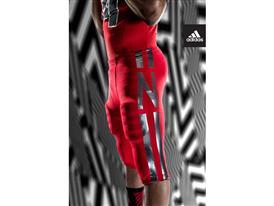 adidas NCAA Nebraska Pants