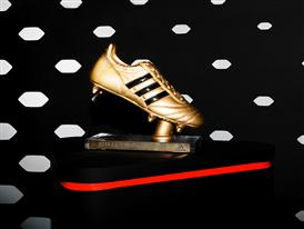 JAMES RODRÍGUEZ PRESENTED WITH ADIDAS GOLDEN BOOT AWARD 7