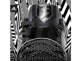 adidas RG3 Trainer No Pressure No Diamonds Black 2