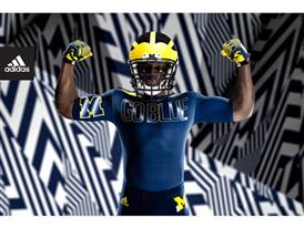 adidas Michigan Go Blue Base