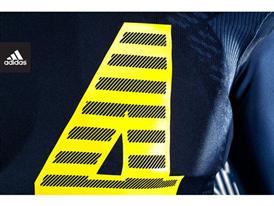 adidas Michigan Go Blue Number