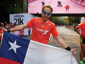 Carrera de Naciones hace quinta parada en los adidas 21k de México, D.F. 27