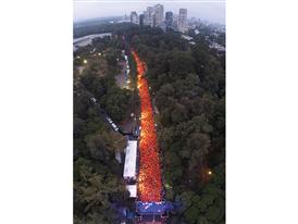 Carrera de Naciones hace quinta parada en los adidas 21k de México, D.F. 53