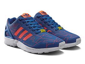thenewsmarket.com   adidas Originals FW14 ZX Flux weave pattern pack a91834746