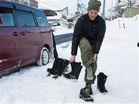 adidas Snowboarding 1
