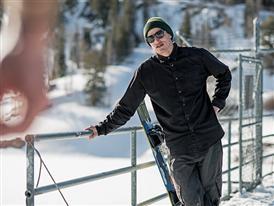 adidas Snowboarding presenta a Louif Paradis ante el team global