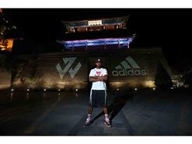 adidas John Wall Take on Summer Tour in Beijing 3