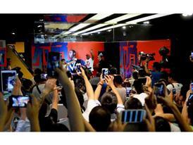 adidas John Wall Take on Summer Tour in Shenyang, China