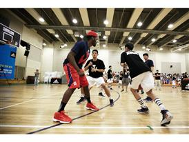 adidas John Wall Take on Summer Tour in Seoul, South Korea, 2