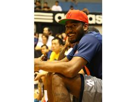 adidas John Wall Take on Summer Tour in Okinawa, Japan, 2