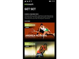 adidas Updates MiCoach Train and Run APP For Windows Phone