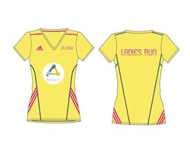 adidas - Ladies Run t-shirt