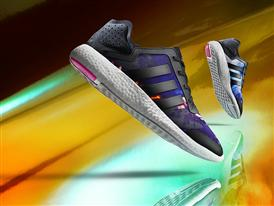 adidas Pure Boost City Blur 9