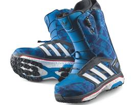 adidas Snowboarding the BOOST