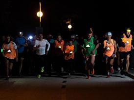 Plovdiv night run 1