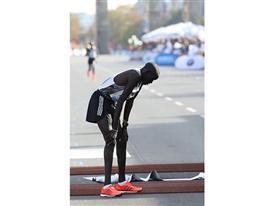 Dennis Kimetto Smashes Marathon Record 3