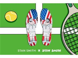 adidas Originals Stan Smith x Stan Smith 4