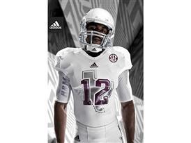 adidas Texas A&M #IcedOut Jersey