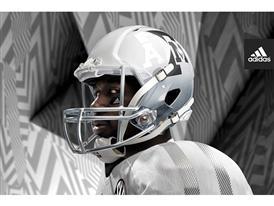adidas Texas A&M #IcedOut Helmet