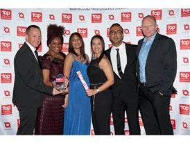 adidas South Africa receive Top Employer 2015 award