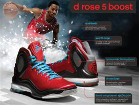 D Rose 5 Boost Infographic
