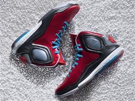 D Rose 5 Boost Red 2
