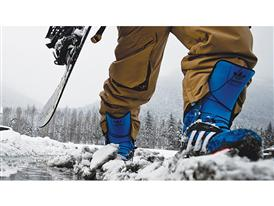 adidas snowboarding lookbook