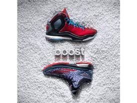 adidas D Rose 5 and Crazylight Boost, 1