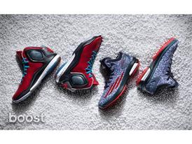 adidas D Rose 5 and Crazylight Boost, 2