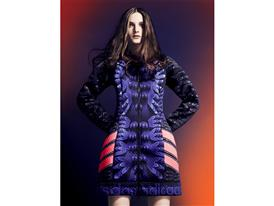 adidas Originals by Mary Katrantzou AW14 model