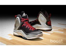 adidas D Rose 5 Boost Alternate Away, C76492, 2, H