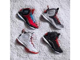 adidas D Rose 5 Boost Group, 1, Sq