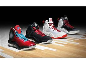 adidas D Rose 5 Boost Group, 3, H