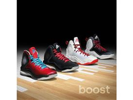 adidas D Rose 5 Boost Group, 4, Sq