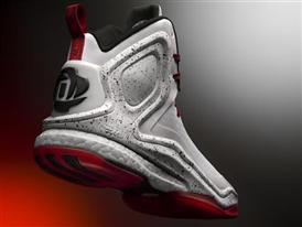 adidas D Rose 5 Boost Home Details, S85193, 1