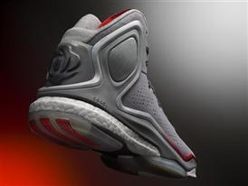 adidas D Rose 5 Boost Home Gray Details, G98703, 1