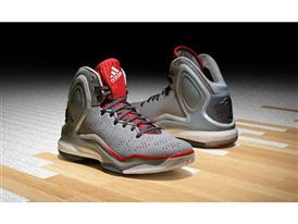 adidas D Rose 5 Boost Home Gray, G98703, 1, H