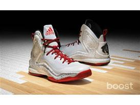 adidas D Rose 5 Boost Home, C76797, 2, H