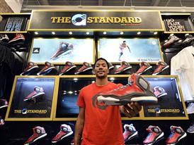 D Rose and adidas Launch D Rose 5 Boost in Chicago 6