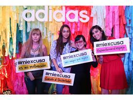 adidas presentó su nueva campaña #miexcusa 34
