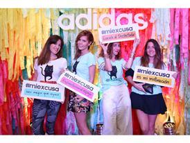 adidas presentó su nueva campaña #miexcusa 36