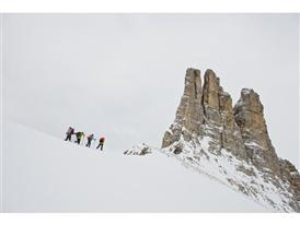 Highlining in the Dolomites 7