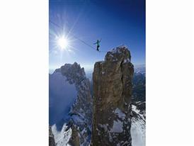 Highlining in the Dolomites 20