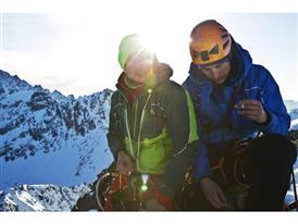 Mountaineering in High Tatras 13