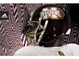 adidas Mississippi State Egg Bowl 5