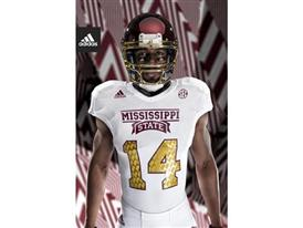 adidas Mississippi State Egg Bowl 6