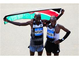 Kipsang and Mutai