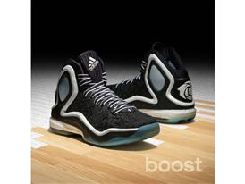 adidas D Rose 5 Boost Chicago Ice, C76546, 2, Sq
