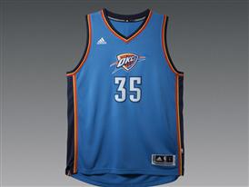 adidas-NBA Christmas Day, Oklahoma City Thunder