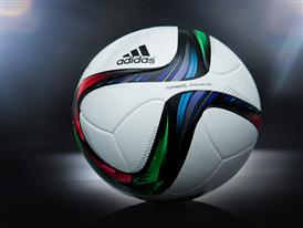 adidas Football FIFA Mens Ball - 1